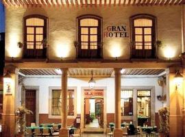Hotel photo: Gran Hotel Pátzcuaro