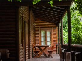 A picture of the hotel: Sandpiper Cabin at Monkey Valley