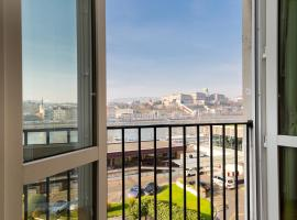 Hotel photo: The Riverfront Downtown Studio