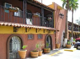 A picture of the hotel: Hacienda del Indio