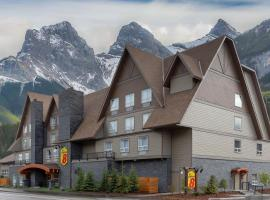 Hotel photo: Super 8 by Wyndham Canmore