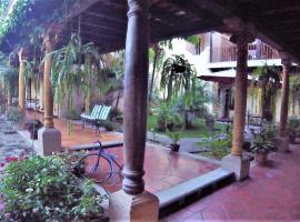 Hotel near Santa Lucia Cotzumalguapa