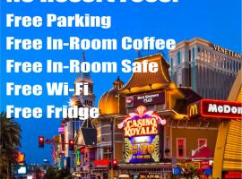 Hotel Photo: Best Western Plus Casino Royale - On The Strip (No Resort Fees + Free Parking)