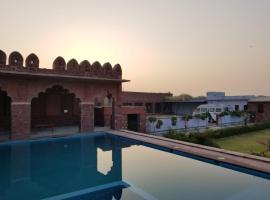 A picture of the hotel: Pukhraj Garh A Boutique Home