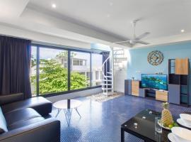 Hotel photo: Patong Gulf View Apartment