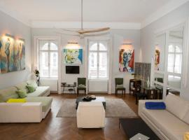 A picture of the hotel: ARTY LOFT BUDAPEST