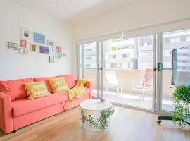 Hotel photo: Sweet & clean one bedroom apartment in Wolli Creek