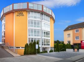 Hotel Photo: Turmhotel Rhein-Main