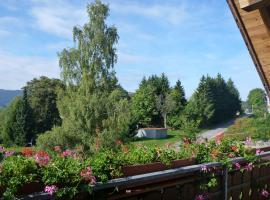 Hotel Photo: Gästehaus Hundelbach