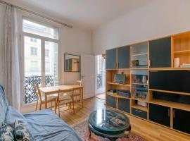 Hotel photo: Cosy flat for 4p near Saint Germain / Notre Dame