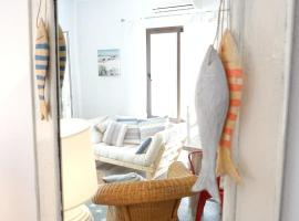 Hotel photo: house with 2 bedrooms in platja de migjorn, with furnished garden and wifi - ...