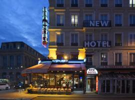 Hotel Photo: New Hôtel Gare Du Nord