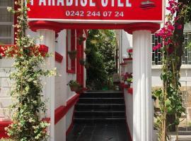 Hotel photo: PARADİSE OTEL KALEICI