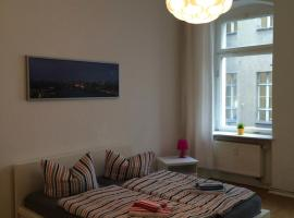 Hotel photo: Schicke und günstige Ferienwohnung im Prenzlauer Berg (16)