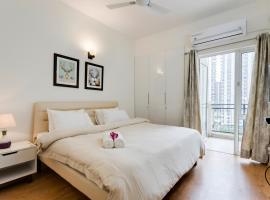 A picture of the hotel: Hostie Saira-3BR Condo West/Central Delhi