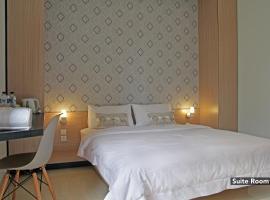 Hotel photo: Plaza 54 Residence