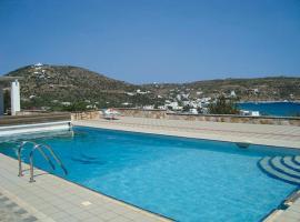 Hotel photo: Sifnos Island Villa Clara