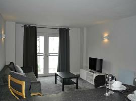 Hotel photo: Newly Decorated 1 Bed Apt in the Heart of Cardiff