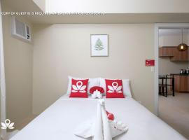 Hotel photo: ZEN Rooms Avida 34th Uptown BGC