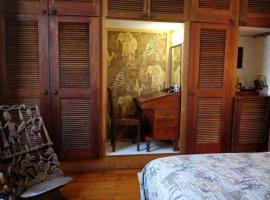 Hotel photo: Jambo Guest House African Room in Green Point