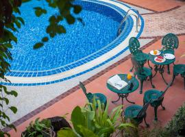 Hotel photo: Chandara Boutique Hotel