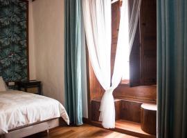 Hotel photo: Malvasía Apartments