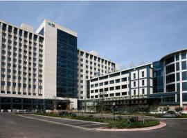 Hotel Photo: Qingdao Blue Horizon Hotel - Licang