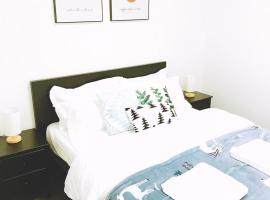 Hotel photo: Spacious Apartment close to Train Station and Airport