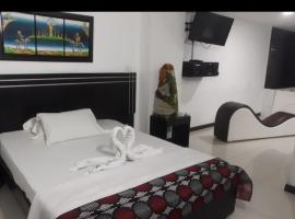 Hotel fotografie: Galadia Suites Motel