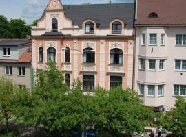 Hotel near Czeskie Budziejowice
