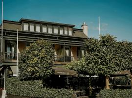 Hotel photo: Hotel Promenade & restaurant Cosa