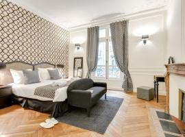 A picture of the hotel: Charming 3 Rooms Apt M.Sveav