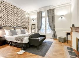 Hotel Foto: Charming 3 Rooms Apt M.Sveav