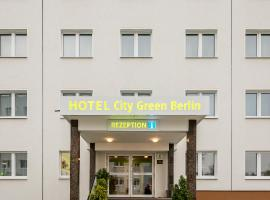 A picture of the hotel: Hotel City Green Berlin