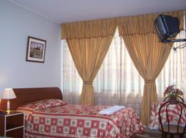 Hotel photo: Imperium Hotel Lima