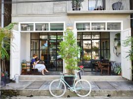 Фотография гостиницы: Bodhi Nava Boutique Hostel & Café