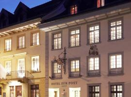 Hotel Photo: Hotel zur Post