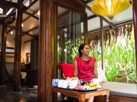 Hotel photo: Anicca wooden traditionnal house