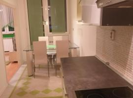 Hotel photo: Green Apartman