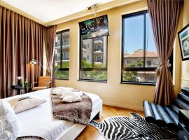 Hotel photo: Montefiore 16 - Urban Boutique Hotel