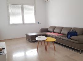 Hotel photo: Rue Abdelhafidh El Mekki Appartement
