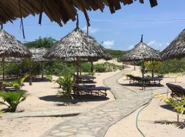 Hotel photo: Mambrui Golden Beach Bar and Cottages