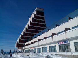 Hotel near 塔特拉山脉
