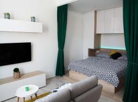 A picture of the hotel: Studio Apartment in City Center