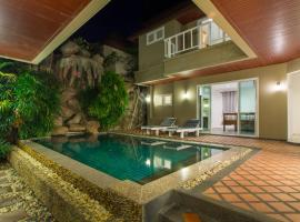 Hotel photo: Rawai's Pearl private pool 3-bdr