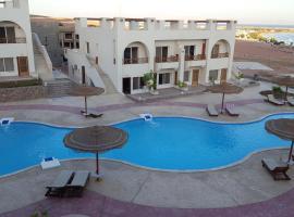 Hotel photo: Half Moon - Sunny Dahab resort