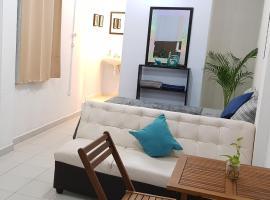 Hotel fotografie: Nuevo studio en avenida principal Andres Q. Roo