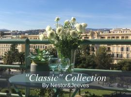 """Hotel Foto: Nestor&Jeeves - """"Riviera Vieux Nice"""" - Old Town - Clear garden view"""