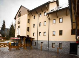Hotel near Demänovská Cave of Liberty