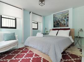 Hotel photo: Cheery 1-BR in the ♥ of Shaw | 2 blocks to subway